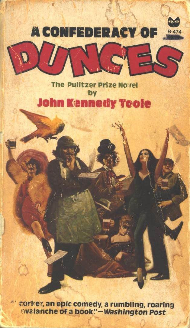 essays on a confederacy of dunces A confederacy of dunces is a satirical novel by irish american/creole writer john kennedy toole (1937-1969) written in 1963 but only published in 1980—11 years after the author's suicide—the pulitzer prize-winning novel has posthumously earned toole canonical renown among 20th century writers from the american south.